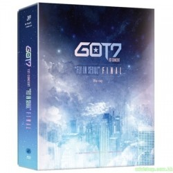 "[BD]GOT7 1ST CONCERT ""FLY IN SEOUL"" FINAL (2 DISC) [BLU-RAY]韓版"