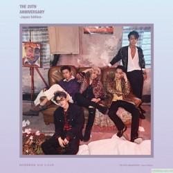 水晶男孩SECHSKIES [CD+DVD] THE 20TH ANNIVERSARY -Japan Edition-