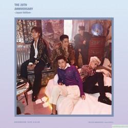 水晶男孩SECHSKIES  [CDアルバム] THE 20TH ANNIVERSARY -Japan Edition-