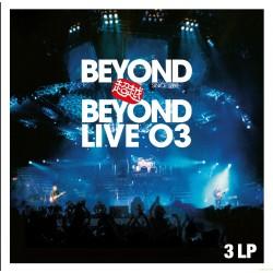 BEYOND 超越 LIVE 03 黑膠唱片