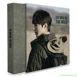 LEE MIN HO - PHOTOBOOK [LEE MIN HO, THE WILD] 韓版