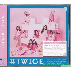 TWICE JAPAN DEBUT BEST ALBUM 日版通常版
