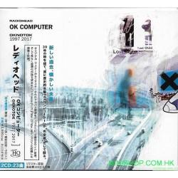 OK COMPUTER OKNOTOK 1997 2017 UHQCD  2CD 日本版