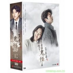 鬼怪 (全16集+特別篇1集+特輯2集/預購版) 中、韓音中字 DVD