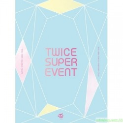 TWICE SUPER EVENT DVD 韓版