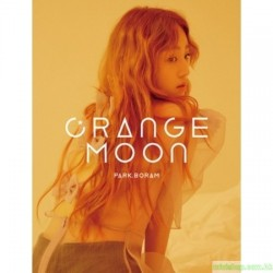 朴寶藍 PARK BORAM - ORANGE MOON (2ND MINI ALBU)韓版