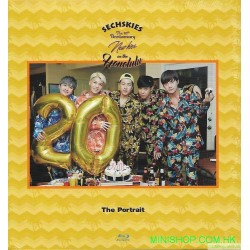 水晶男孩SECHSKIES THE 20TH ANNIVERSARY BLU-RAY 韓版