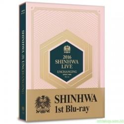 SHINHWA - 2016 SHINHWA LIVE UNCHANGING BLU-RAY