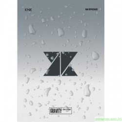 KNK - GRAVITY, COMPLETED (REPACKAGE ALBUM)韓版