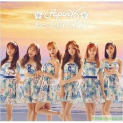[台版]Apink 努力 GO! GO! CD+DVD