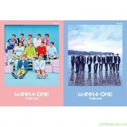 WANNA ONE - 1ST MINI ALBUM 韓版