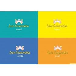 DIA - LOVE GENERATION (3RD MINI ALBUM)韓版