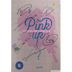 Apink 6th MINI ALBUM [Pink UP]