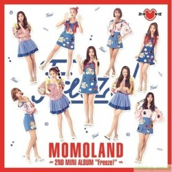 MOMOLAND - FREEZE! (2ND MINI ALBUM)