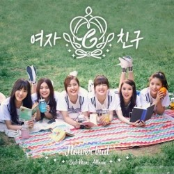 G-Friend 2nd Mini Album [FLOWER BUD]