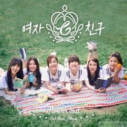 G-Friend 2nd Mini Album [FLOWER BUD]