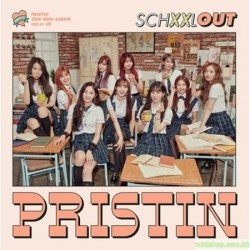 PRISTIN - SCHXXL OUT (2ND MINI ALBUM) 韓版