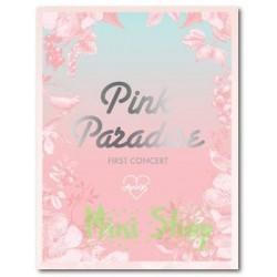 Apink 1st CONCERT LIVE DVD [PINK PARADISE] 韓版