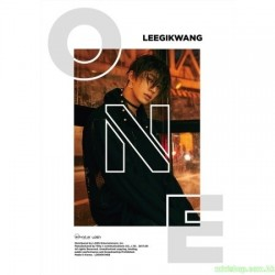 LEE GI KWANG 李起光 - ONE (1ST MINI ALBUM)