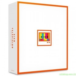 ZICO - TELEVISION SPECIAL EDITION  CD + DVD 3,000張 限量版