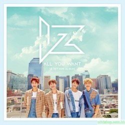 IZ - ALL YOU WANT (1ST MINI ALBUM)
