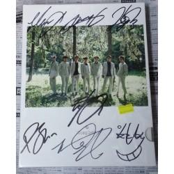BTOB [COMPLETE] 韓版 親筆簽名版