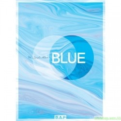 B.A.P - BLUE (7TH SINGLEI ALBUM)  韓版