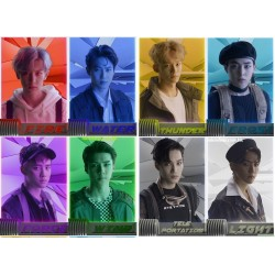 EXO - VOL.4 REPACKAGE THE WAR: THE POWER OF MUSIC韓版