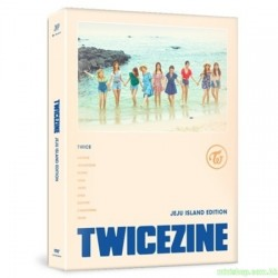 TWICE - TWICEZINE : JEJU ISLAND EDITION 韓版