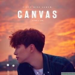 JUNHO 2MP 李俊昊 JUNHO - CANVAS (1ST MINI ALBUM)