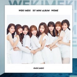 Weki Meki 1st mini album 'WEME'  B version