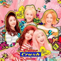 ELRIS - COLOR CRUSH (2ND MINI ALBUM)