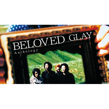 GLAY BELOVED Anthology CD+DVD
