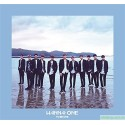 Wanna One「1×1 1(TO BE ONE)」(Sky Ver.)-JAPAN EDITION-(CD+DVD)
