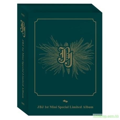 JBJ (제이비제이) - 1ST MINI SPECIAL LIMITED ALBUM (CD + DVD)