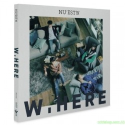 NU`EST W - NEW ALBUM