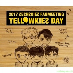 水晶男孩  - 2017 SECHSKIES FANMEETING [YELLOWKIES DAY] USB PACKAGE