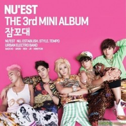 NU'EST - SLEEP TALKING (3TH MINI ALBUM)
