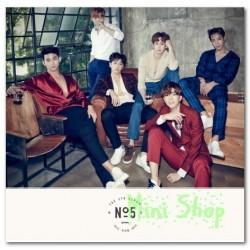 2PM《No.5》韓版