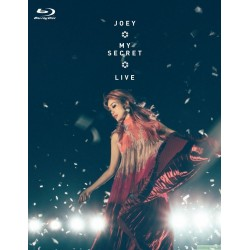 容祖兒 – My Secret Live 2Blu-Ray+CD 限量珍藏版