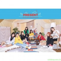 DIA - PRESENT [3RD MINI ALBUM REPACKAGE] 韓版