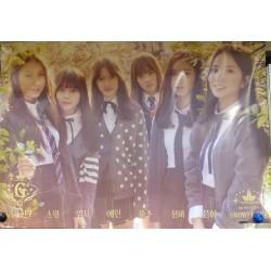 GFriend  3rd Mini Album [Snowflake] 海報