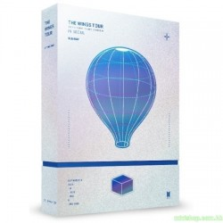 BTS 2017 BTS LIVE TRILOGY EPISODE III THE WINGS TOUR IN SEOUL CONCERT BLU-RAY