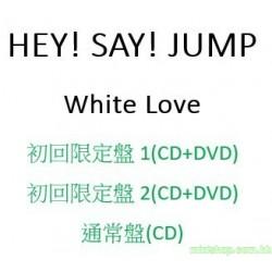 HEY! SAY! JUMP  White Love