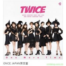 TWICE JAPAN 1st SINGLE[One More Time] 会員限定版