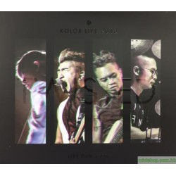 KOLOR LIVE 2016  2 DVD + CD