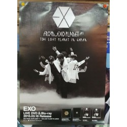 EXO  海報