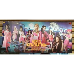 Girls` Generation 少女時代[Mr.Mr.] 海報