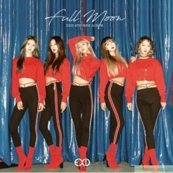 EXID - FULL MOON (4TH MINI ALBUM)
