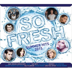 V.A–  SO FRESH – SUMMER HITS 2015